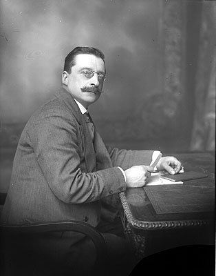 Photo of Arthur Griffith (1871-1922)