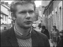 photo of Martin McGuinness 1971